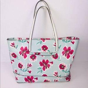 Beautiful floral stylish Guess handbag